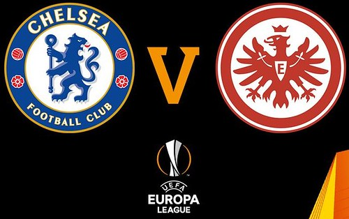 Chelsea v Eintracht Frankfurt Europa League semi-final 2nd leg