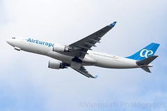 EC-KTG Air Europa A330-200 Amsterdam Schiphol (Vanquish-Photography) Tags: ecktg air europa a330200 amsterdam schiphol vanquish photography vanquishphotography ryan taylor ryantaylor aviation railway canon eos 7d 6d 80d aeroplane train spotting eham ams airport amsterdamschiphol schipholairport amsterdamschipholairport