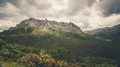 The Mountains of Sardinia (David Lea Kenney) Tags: mountain mountains landscape mountainscape clouds stormy storm dark travel explore sardinia sardegna italy italia tree trees rocky rock