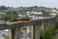 70802 Saltash 16th May 2019 (clivepsmithmarch1960) Tags: 70802 saltash royalalbertbridge cements
