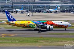 All Nippon Airways [NH][ANA] / JA741A / 777-281ER / RJTT / Hello 2020 (starger64) Tags: canoneos5dmarkiv ef1004004556lisii rjtt hnd hanedaairport 羽田機場 東京国際空港 ja741a boeing777281er boeing 777 777200er 772er hello2020 aviation aircraft airplane arlines eftc14xiii nh244