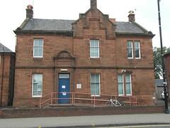 County Constabulary Station (Ayrshire Constabulary, later Strathclyde Police) (Ray's Photo Collection) Tags: police prestwick station county constabulary strathclyde ayrshire south scotland