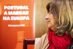 #Europeias2019: Paulo Rangel no distrito de Lisboa
