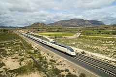 Renfe AVE 100.012. Agost, 09.05.2019 (Zritiax) Tags: renfe alstom tgv s100 100012 alta velocidad ave high speed