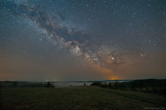 *** (Piotr Potepa) Tags: nightscape nightscapes stars milkyway bieszczady poland mist jupiter
