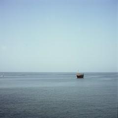 Sea of Galilea (erik.drost) Tags: israel velvia100 expired hasselblad500cm planart2880 planar8028 fujivelvia100 hasselblad vacation 2019 seaofgalilea tiberias