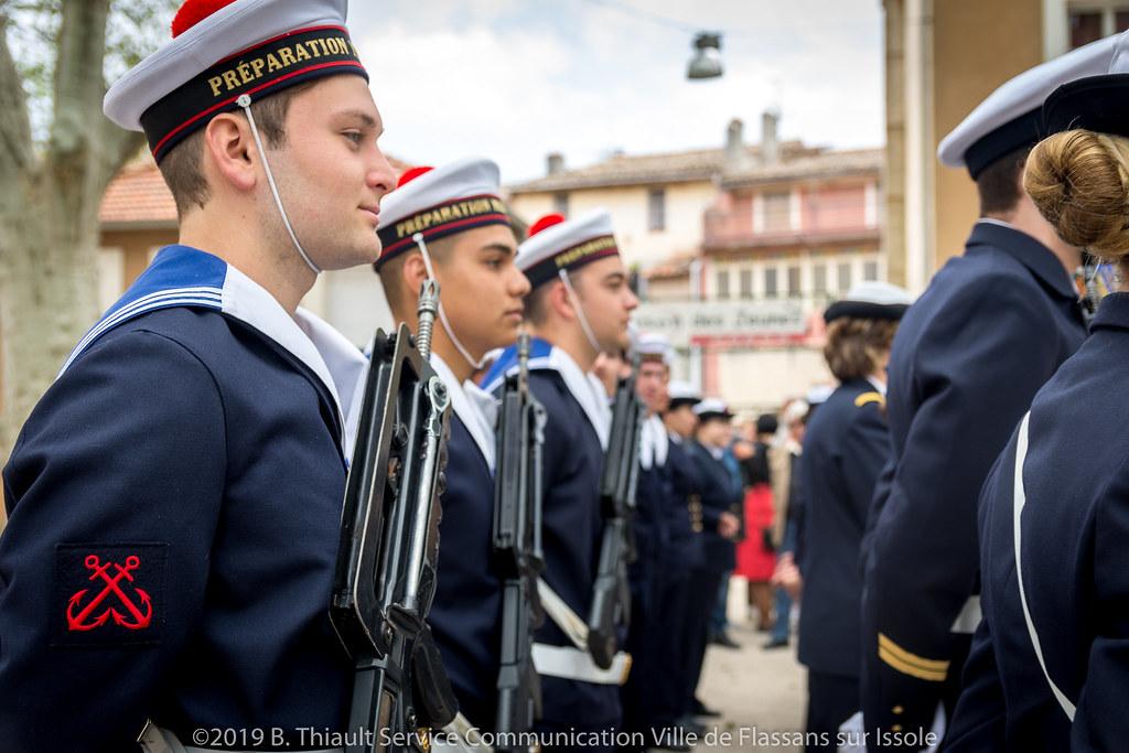 2019-05-08 - Cérémonie de commémoration de la Victoire de 1945