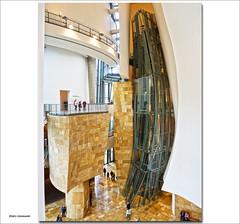 Guggenheim (dolorix) Tags: dolorix spanien spain bilbao museum guggenheim architekt frankogehry 1997 architektur architecture