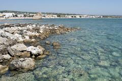 P1000937 (sara_babusci) Tags: torrepali salento puglia italia italy summer estate sun sole sea mare turquoise turchese holiday vacanze south sud rocks rocce sarababusci