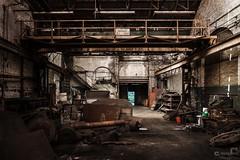 HF6-13 (deadplaces-de) Tags: hf6 abandoned steelmill blastfurnace liege