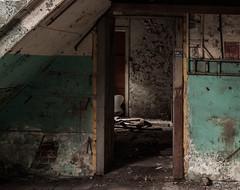 Attic (deadplaces-de) Tags: hf6 abandoned steelmill blastfurnace liege