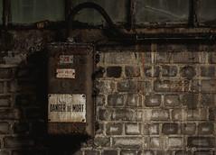 Read (deadplaces-de) Tags: hf6 abandoned steelmill blastfurnace liege