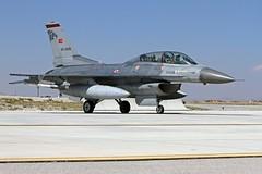 Turkish Airforce F-16D 93-0696 Konya AFB (Remco Boudewijn) Tags: lockheed konya f16 f16d tuaf airforce turkish