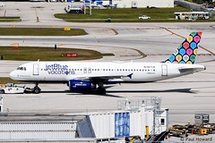 2019-02-16 FLL N603JB (Paul-H100) Tags: 20190216 fll n603jb airbus a320 jetblue