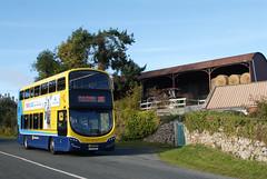 Dublin Bus SG110 (Longreach - Jonathan McDonnell) Tags: dublinbus busathacliath volvo dsc0274 152d14657 sg110 185 wrightbus wrightbusgemini wrightbusgemini2 route185 dublinbusroute185
