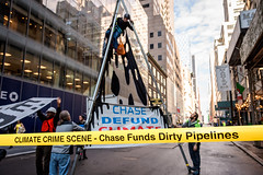 NYC Traffic Shut Down by Activists Protesting Chase Bank Funding Oil Pipelines (Rainforest Action Network) Tags: activism backersofhate bannerdrop chase chasebank civildisobedience climatechange climatecrisis corporategreed defendthesacred defundtarsands directaction erikmcgregor forprofit fossilfree jpmorgan jpmorganchase jamiedimon keepitintheground nyc newyork nodapl noline3 nopipelines offfossilfuels parkavenue peacefulresistance photography protectthesacred ran rainforestactionnetwork resisttrump shutdownchase stopnese stopthepipeline stopwilliams stopwilliamsnese tripod usa youarehere arrests breakupwithchase climatejustice defundclimatechange demonstration divest headquarters news nokxl photojournalism politics 9172258963 erikrivashotmailcom ©erikmcgregor