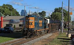 West side Job (GLC 392) Tags: csx csxt 2659 y297 west side job local grand rapids mi michigan railroad railway train emd gp382