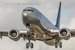 737 800 AIR EUROPA (José Mª Arroyo) Tags: jabkdos jmarroyo jab josémªarroyo boeing boeing737800 aireurope aviacióncivil avionescomerciales aviones sevilla svq aeropuertodesanpablo aeropuertodesevilla