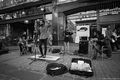 Sarandí, Montevideo (Celso Kuwajima) Tags: epsonv800 silverfastai 20190548 musician streetart outdoor streetphotography ilfordpanfplus50 people leicasuperangulon13421mm analogphotography music bw leicamp montevideo montevideodepartment uruguay