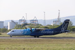 Nordica ES-ATA BHD 16/05/19 (ethana23) Tags: planes aviation aircraft airplane aeroplane avgeek nordica flybe atr 72 72600