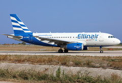 SX-EMM (QC PHOTOGRAPHY) Tags: rhodes diagoras greece july 31st 2018 ellinair a319100 sxemm