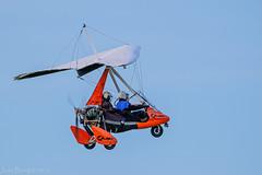 Microlight at Barton Airport (joanjbberry) Tags: puma pumahelicopter bartonairport airport raf manchester salford training fujifilmxt3 fujifilm xt3 microlight