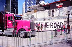 SXSW 2019 - On the Road (FlotographyATX) Tags: sxsw street yashica film fujifilm velvia austin