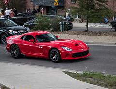 Viper (Hunter J. G. Frim Photography) Tags: supercar colorado srt viper acr gts v10 american wing red black white manual carbon coupe srtviper srtviperacr