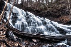 Mohawk (jed52400) Tags: ricketts glen state park pennsylvania benton waterfalls longexposure naturescene forest