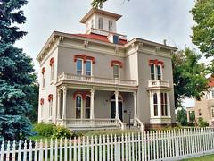 Thomas P. Kennard House, Lincoln, Nebraska (StevenM_61) Tags: cityscape architecture house museum italianate victorian historical lincoln nebraska unitedstates