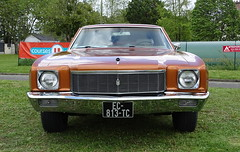 Chevrolet Monte Carlo 1971 (7) (BOSTO62) Tags: héric cars wagen voitures ancienne chevrolet orange coupé montecarlo