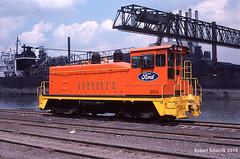 Ford NW2 (NSHorseheadSD70) Tags: robert tokarcik trains railroads railways locomotives dearborn michigan mi emd nw2 ford motor company