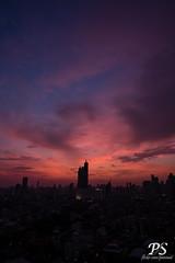 17may19morning-1 (Paniwat) Tags: morning cityscape dawn bangkok thailand fujifilm xt100