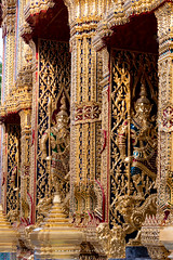 Wat Ratchabophit (aey.somsawat) Tags: architecture bangkok buddhisttemple temple thaiarchitecture thailand wat watratchabophit