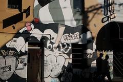 disruption (jhnmccrmck) Tags: street people classicchrome jhnmccrmck xt1 fujifilm collingwood victoria melbourne explore iminexplore silhouette