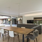 Detached house # Feldkirch # modern Timber construction # modern … – #single family house #Feldki …