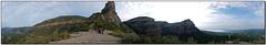 Panoràmica a la Plaça de les Bruixes, Riells del Fai (el Vallès Oriental) (Jesús Cano Sánchez) Tags: elsenyordelsbertins fujifilm xq1 catalunya cataluña catalonia barcelonaprovincia valles vallesoriental lavalldeltenes cinglesdeberti biguesiriells riellsdelfai panoramic panoramica senderisme senderismo hiking
