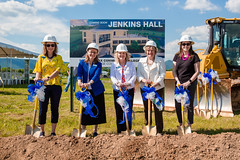 (Lord Fairfax Community College) Tags: 2019 hall jenkins lfcc lordfairfaxcommunitycollege luray may va virginia event groundbreaking specialevent