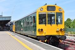 975025 at Bristol Temple Meads (Railpics_online) Tags: bristoltemplemeads 975025 caroline