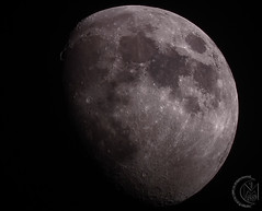 80.2% Waxing Gibbous Moon [2019.05.14] (1CM69) Tags: 1cm69 750d as3 astrophotography autostakkert bishnym bishopsnympton byeos canon canon750d celestron celestroncpc925 cpc925 exiftool geosetter kjevans luna lunar lune moon photoshop pipp starizonamicrotouchautofocuser england unitedkingdom