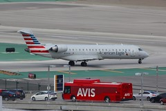 CRJ-700 N706SK Los Angeles 28.03.19 (jonf45 - 5 million views -Thank you) Tags: airliner civil aircraft jet plane flight aviation lax los angeles international airport klax american eagle crj700 n706sk