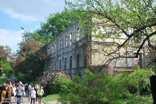 Київ, Ботанічний сад імені Гришка  Цвіте бузок InterNetri Ukraine 76
