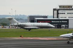 9H-VCJ. (aitch tee) Tags: vistajet 9hvcj bizjet ttail landing aviation aircraftspotting cwlegff maesawyrcaerdydd walesuk