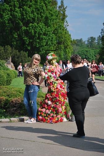 Київ, Ботанічний сад імені Гришка  Цвіте бузок InterNetri Ukraine 02