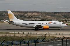 9H-ZAZ (moloneytomEIDW) Tags: mad madridairport boeing 737 b737400 9hzaz b734