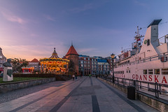 Gdansk at dusk (Vagelis Pikoulas) Tags: gdansk dusk twilight blue hour spring april 2019 travel holidays city cityscape landscape urban view light lights canon 6d lightroom tokina 1628mm poland europe world