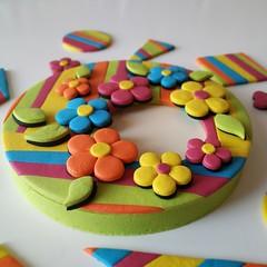 ATTENZIONE! ❌ . Crostata di Pasta FROLLA 3D ! 💚💚💚 . . È primavera!🌼🌷🌼🌷🌼 . . Decorazione ideale per i bimbi...ma questa è per la mamma, la mia mamma! Che adora il colore e l'allegria (paolaazzolina) Tags: pastafrolla cookiedecorator frolla3d pickoftheday cookieart cakedesign cakeart pastryart cookies paolaazzolina royalicingcookies frolla cookiedough sweetdough sprinkles pastafrolla3d cookie bakery videooftheday royalicing delicious food pastry foodporn biscotti