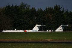 CS-TFR_+_YU-MPC ~ 2019-05-12 @ BQH (1) (www.EGBE.info) Tags: cstfr yumpc londonbigginhill bqh aeroplanes egkb aircraftpix generalaviation aircraftpictures airplanephotos airplane airplanepictures cvtwings planespotting aviation davelenton wwwegbeinfo 12052019