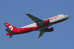 D-ABZI 23/02/19 Heathrow (EGLL) (Lowflyer1948) Tags: dabzi airbus a320216 230219 heathrow thegardensbedfont eurowingslsdfromlufthansagroup