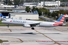 2019-02-16 FLL N919US (Paul-H100) Tags: 20190216 fll n919us airbus a321 american airlines